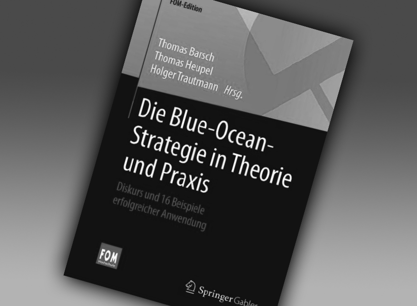 Cross-Industry Business im Blue-Ocean Buch